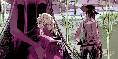 Portada del comic 1 de Bella Muerte